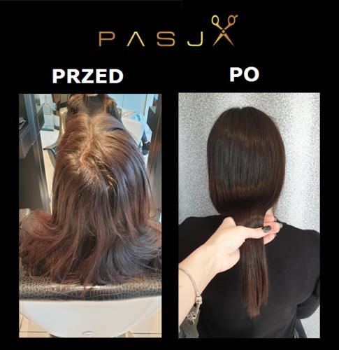 Fryzjer damski Szczecin - Pasja